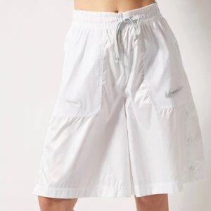 Nike Women's Sportswear Up In Air Loose Fit Shorts NWT Medium White